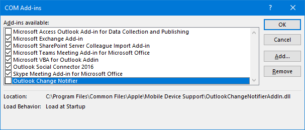 Outlook doesn't close - HowTo-Outlook