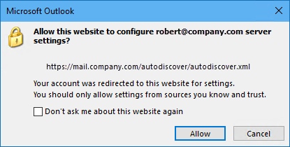 Autodiscover: Some quick methods to get it working - HowTo-Outlook