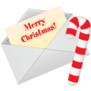Christmas Letter button