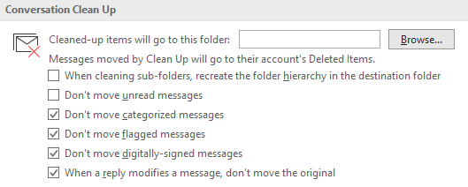 Tips For Cleaning Up Your Mailbox - HowTo-Outlook