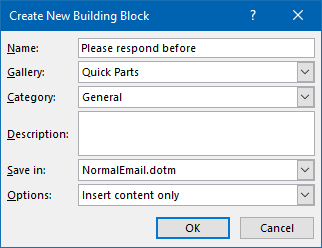 Working with message templates - HowTo-Outlook