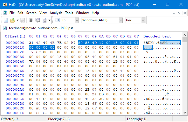 I Allow You Download: HEX EDITOR HXD DOWNLOAD